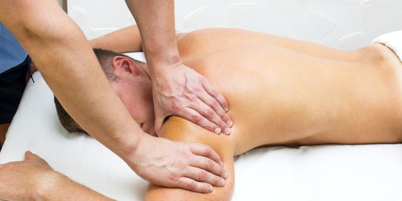 When you come in for regular sport massage